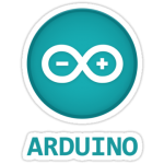 The Arduino logo
